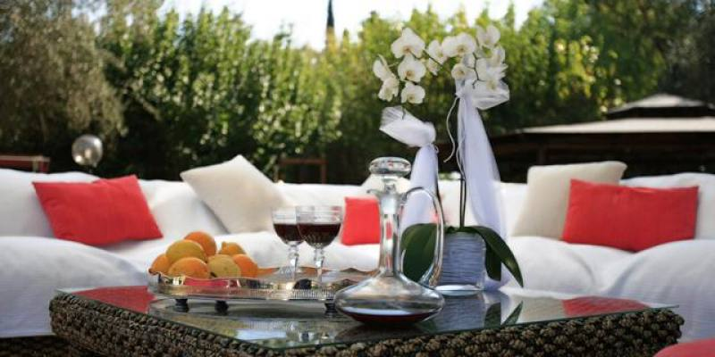 Appartementen Isabella Country House - Gouvia - Corfu